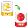 Export Outlook PST to PDF